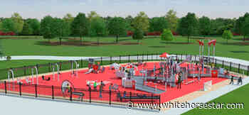 Whitehorse Daily Star: Playground site development to start soon - Whitehorse Star