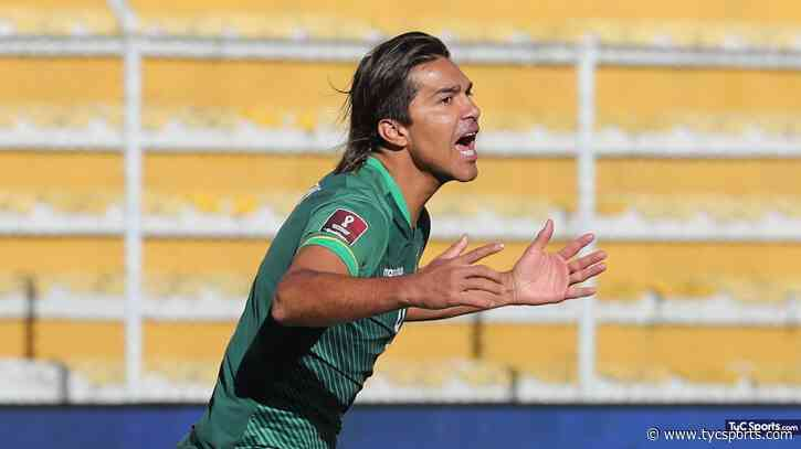 El castigo de Conmebol a Moreno Martins por sus posteos - TyC Sports