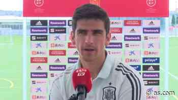 ¿Si juega junto a Morata quién haría de '9'? Gerard Moreno resuelve la duda que tienen todos - AS