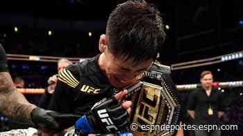 Cómo Henry Cejudo ayudó a Brandon Moreno en su camino a ganar el título de peso mosca de UFC - ESPN Deportes
