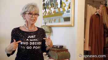 Rita Moreno encuentra su autoestima y no se da por vencida - AP News