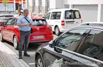 Zella-mehlis - Gnade für freundliche Falschparker - inSüdthüringen