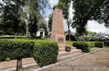 Opfergräber in Zella-Mehlis - Verwirrung um Namen und Nationalitäten - inSüdthüringen