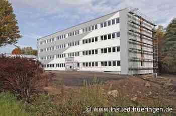 Zella-Mehlis - Mehr geplant als Bürostuhlakrobatik - inSüdthüringen