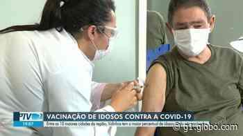 Valinhos, Sumaré e Indaiatuba têm idosos sem 1ª dose da vacina contra Covid - G1
