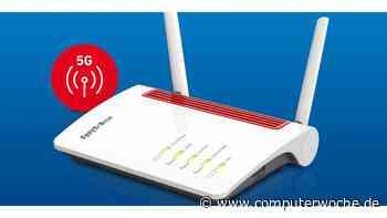 5G-Router: AVM stellt neue Fritzbox 6850 5G vor