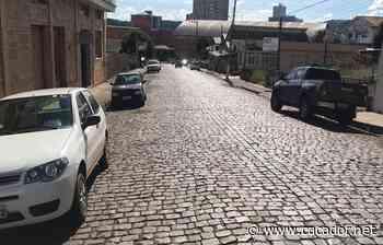 Asfalto: Rua Campos Novos será interditada para obras - Caçador Online