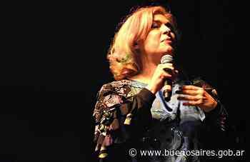 Guadalupe Farías Gómez en Folklore en casa | Noticias - buenosaires.gob.ar