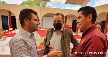 Acuerdan reforzar seguridad en comunidades de Guadalupe - NTR Zacatecas .com