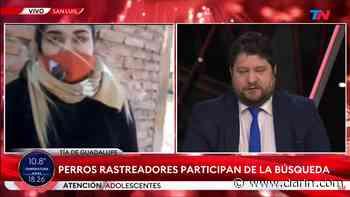 Video: Desesperada búsqueda de Guadalupe Belén Lucero, la nena de 5 años desaparecida en San Luis. - Clarín.com