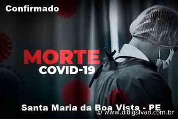 Santa Maria da Boa Vista registra mais um óbito em decorrência da Covid-19 - Blog do Didi Galvão