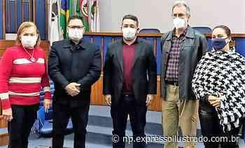 Lideranças da região reunidas em Santa Maria - Jornal Expresso Ilustrado