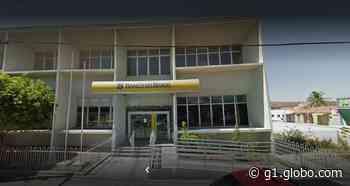 Agência do Banco do Brasil em Santa Maria da Boa Vista é assaltada - G1