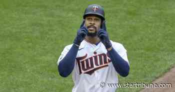 Byron Buxton is on road trip with Twins, but still not fully fit