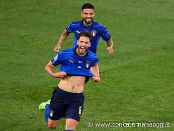 Sesto turno di Euro 2020: l'Italia diventa la prima squadra a qualificarsi per la fase a eliminazione diretta - Conca Ternana Oggi