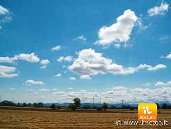 Meteo SESTO FIORENTINO: oggi nubi sparse, Giovedì 17 sole e caldo, Venerdì 18 poco nuvoloso - iL Meteo