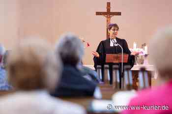 Pröpstin Sabine Bertram-Schäfer predigt in Montabaur und ermutigt Wäller Christen zu klaren Worten - WW-Kurier - Internetzeitung für den Westerwaldkreis