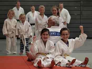 Judo Sportfreunde Montabaur Aktiv trainieren wieder im Schulzentrum Montabaur - WW-Kurier - Internetzeitung für den Westerwaldkreis