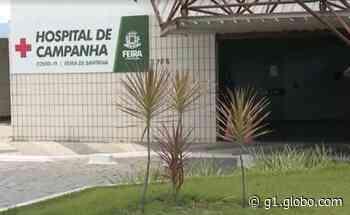 Médicos do Hospital de Campanha de Feira de Santana denunciam atraso no pagamento de salários - G1