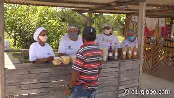 Produtoras rurais de Feira de Santana aproveitam período junino para turbinar vendas - G1