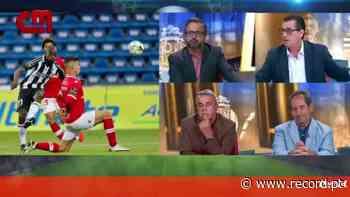 Futre e a ida de Fábio Cardoso para o FC Porto: «Jorge Mendes pensa mais rápido que todos» - Record
