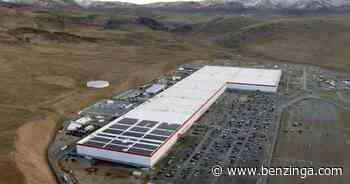 Britain Engages In Talks With Ford, Nissan, LG, Samsung, Britishvolt, InoBat For Battery Gigafactories: FT - Benzinga