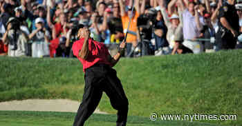 At the U.S. Open at Torrey Pines, Tiger Woods Still Looms Large