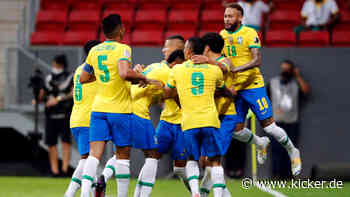 Tor und Assist: Neymar führt Brasilien zu souveränem Auftaktsieg - kicker