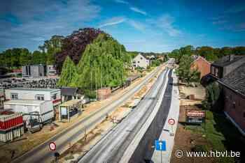 Gewestweg Meldert woensdag en donderdag volledig onderbroken - Het Belang van Limburg