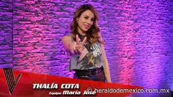 """La Voz: ¿Quién es Thalia Cota, la participante que puso a bailar a TODOS con """"Proud Mary""""? - El Heraldo de México"""
