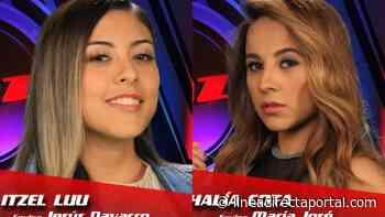 ¡La última de Guasave! Itzel Luu y Thalía Cota van por su sueño; ganan espacios en La Voz 2021 - LINEA DIRECTA