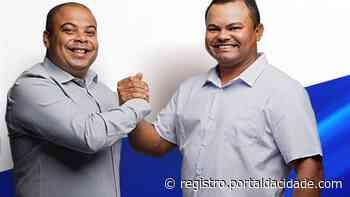 Justiça nega recurso do então candidato de Cananeia contra o prefeito Robson - Adilson Cabral