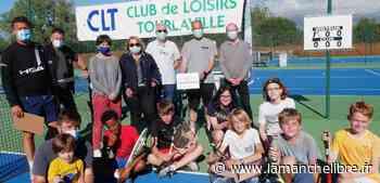 Tourlaville. Le Tennis-club de Tourlaville reçoit le label Galaxie bronze U7 - la Manche Libre