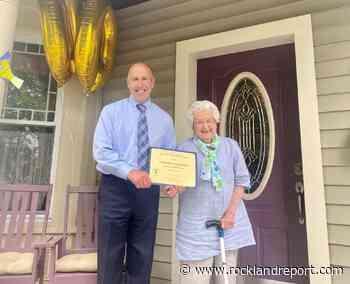 Stony Point Resident Celebrates 100 Birthday - Rockland Report