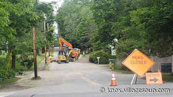 Rockland lists road projects - Knox County Village Soup - Courier-Gazette & Camden Herald