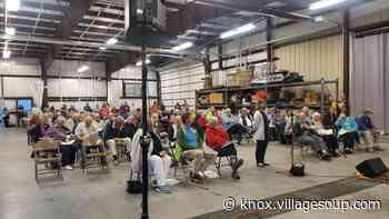 South Thomaston voters OK community center committee - By Stephen Betts - Courier-Gazette & Camden Herald