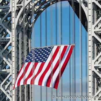 Flag Day 2021 - George Washington Bridge - Rockland Report