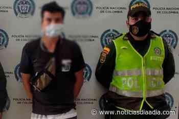 Capturado presunto 'jibaro' en Villeta, Cundinamarca - Noticias Día a Día