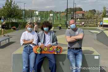 Jongeren krijgen gratis skateboardinitiatie - Het Nieuwsblad