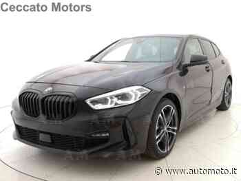 Vendo BMW Serie 1 116d 5p. Msport usata a Castelfranco Veneto, Treviso (codice 8914617) - Automoto.it - Automoto.it