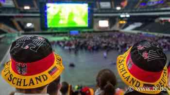 Große Public-Viewing-Spots in Niederbayern bleiben leer - BR24