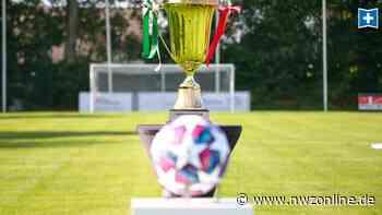 Endspiel im Hohenellern-Stadion: Finale des Ostfriesland-Cups findet in Leer statt - Nordwest-Zeitung