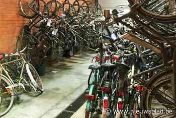 Blijft een fiets te lang onaangeroerd in een stalling? Hier weten ze er wel raad mee