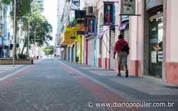 Gabinete de Crise mantém Alerta para a região de Pelotas - Diário Popular