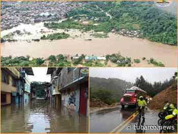 Los municipios de Nariño donde más ha llovido, llamado de atención a autoridades y ciudadanos por emergencias - TuBarco