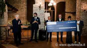 Solidarietà: Promotica dona 22 mila euro a una Rsa di Sarezzo - QuiBrescia.it