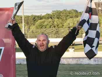 Thompson Notes: Buddy Charette Tops SK Light Modifieds | RaceDayCT.com - RaceDayCT
