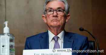 Fed sees earlier time frame for rate hikes with inflation up - Thompson Citizen