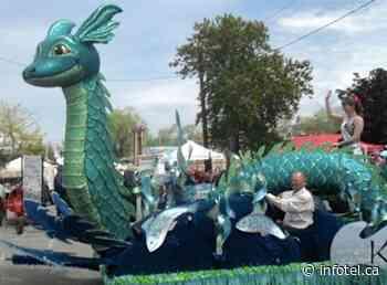 Pandemic parks Kelowna's Ogopogo parade float for another year | iNFOnews | Thompson-Okanagan's News Source - iNFOnews