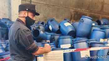 Buccino, sequestro di rifiuti pericolosi e non - SudTv